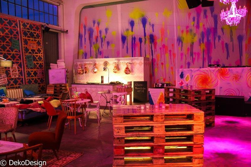 Geburtstagsfeier in m nchen deko design eventagentur for Geburtstagsfeier deko
