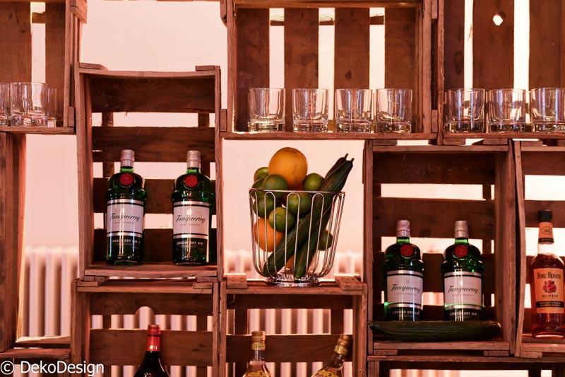 Geburtstagsfeier Postgarten – Motiv 07 - Design GmbH Eventagentur