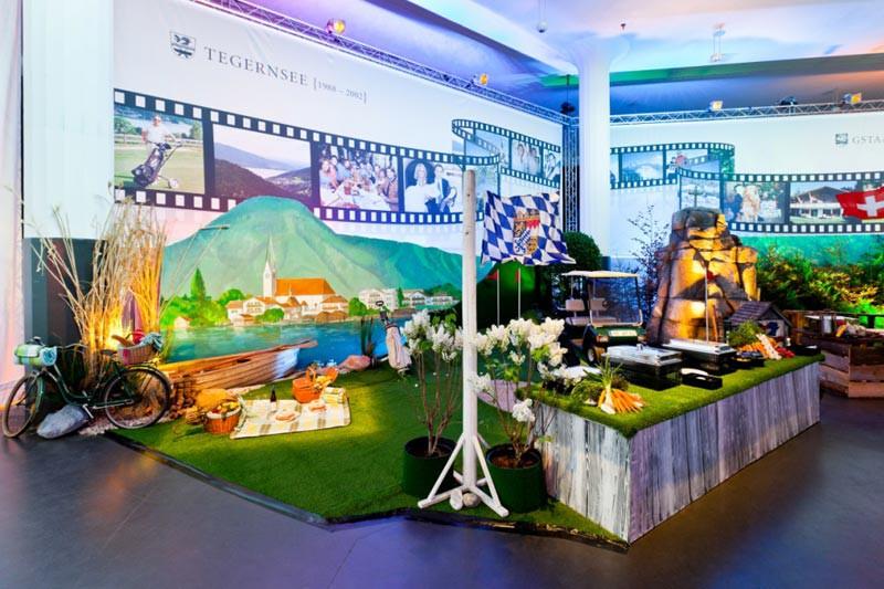 Geburtstagsfeier Postpalast – Motiv 02 - Design GmbH Eventagentur