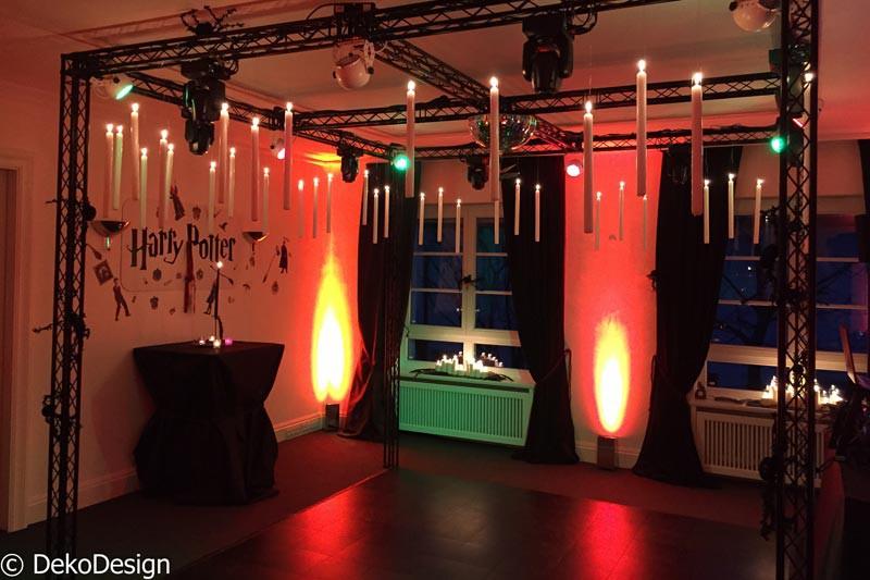 Geburtstagsfeier / Mottoparty – Motiv 04 - Design GmbH Eventagentur