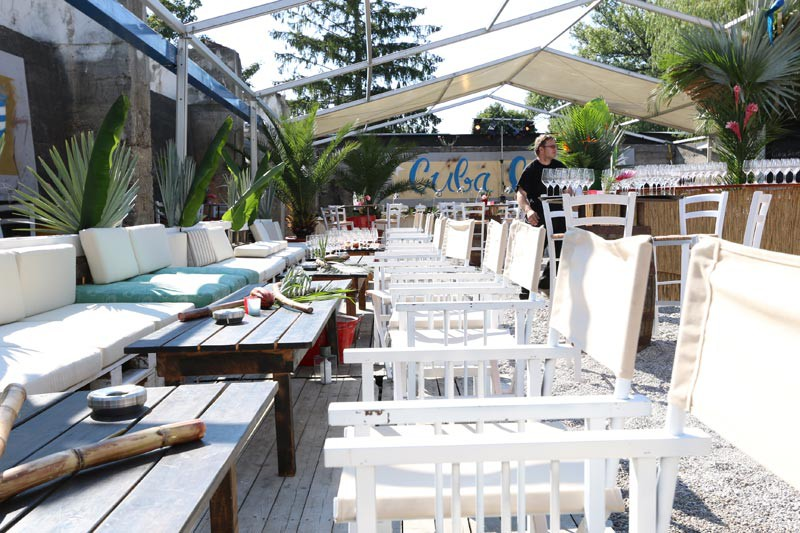 kesselhaus m nchen sommerfest mottoparty deko design. Black Bedroom Furniture Sets. Home Design Ideas