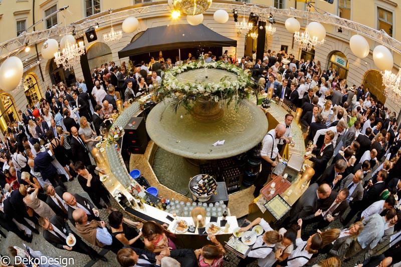 Openair Sommerfest München – Motiv 05 - Design GmbH Eventagentur